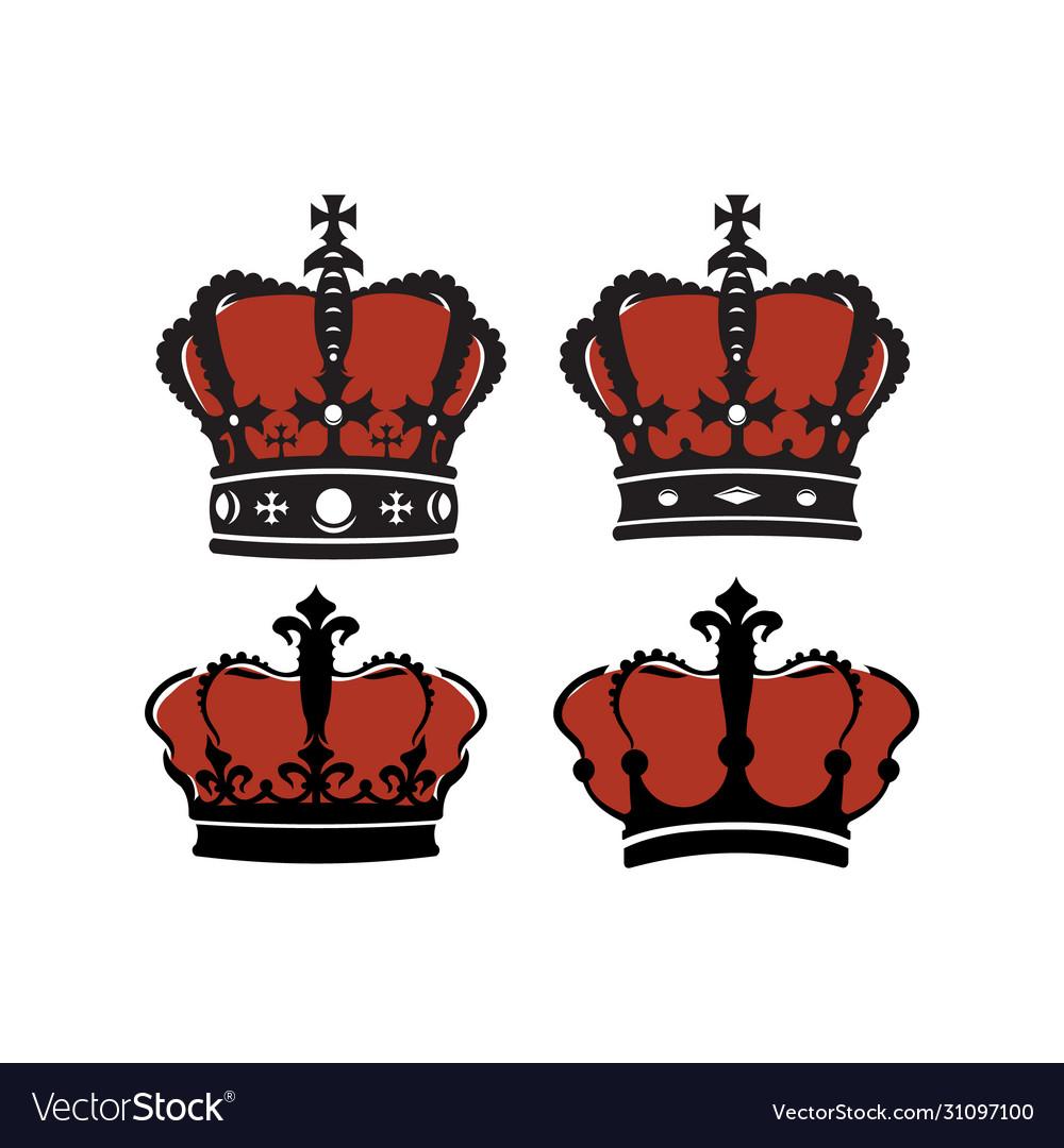 Flat crown