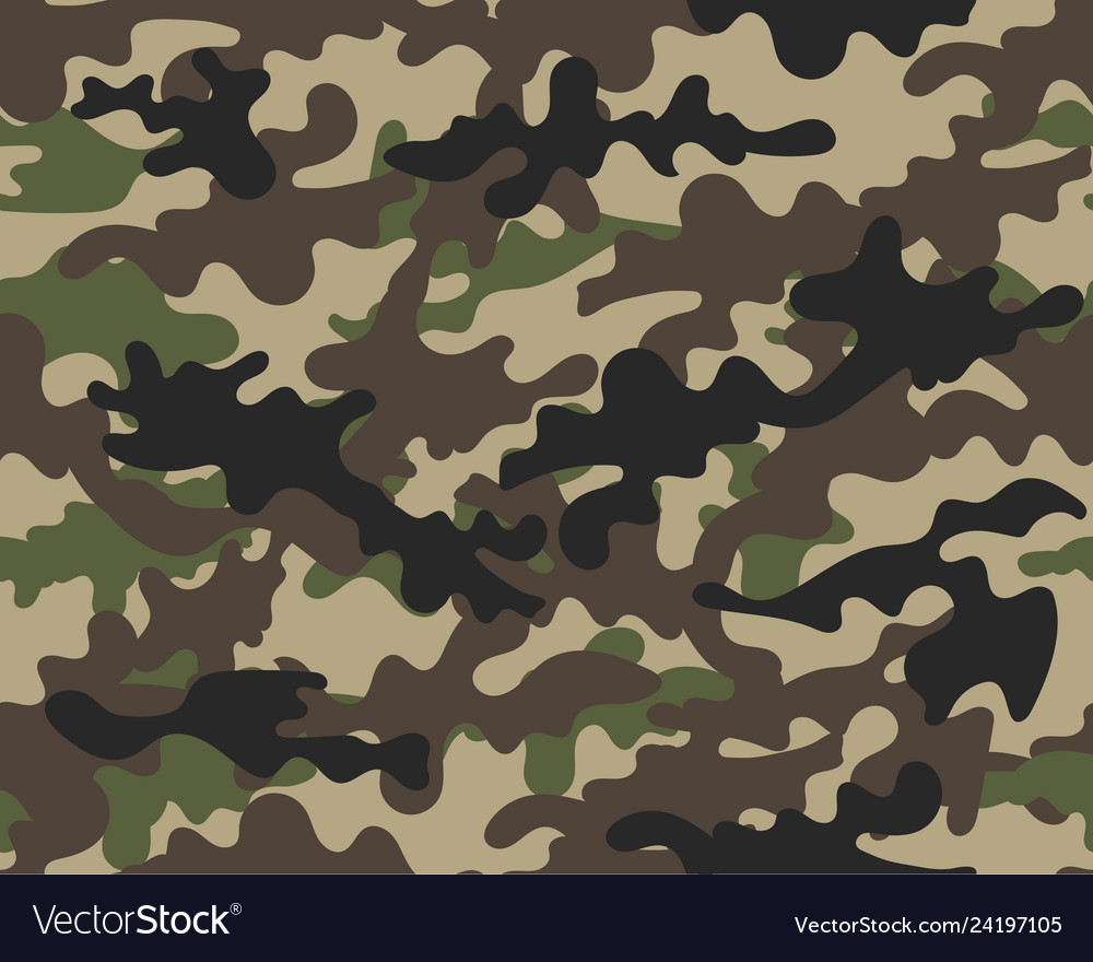 Texture military seamless army
