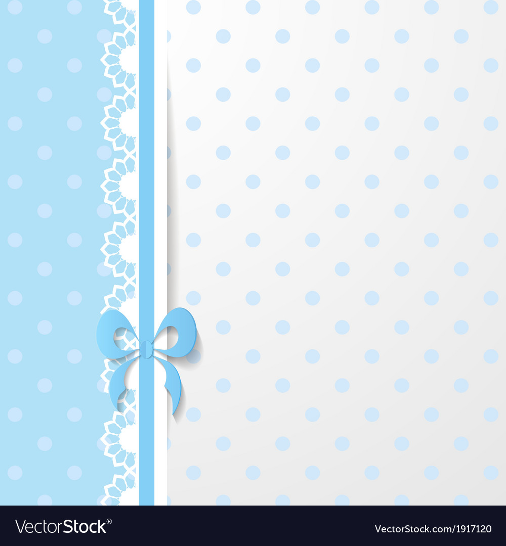 Cover of an album for a boy vector image
