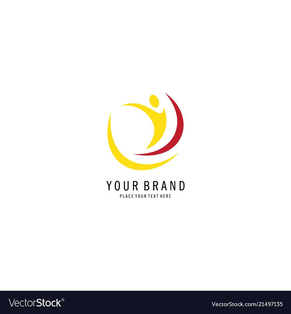 Success people logo