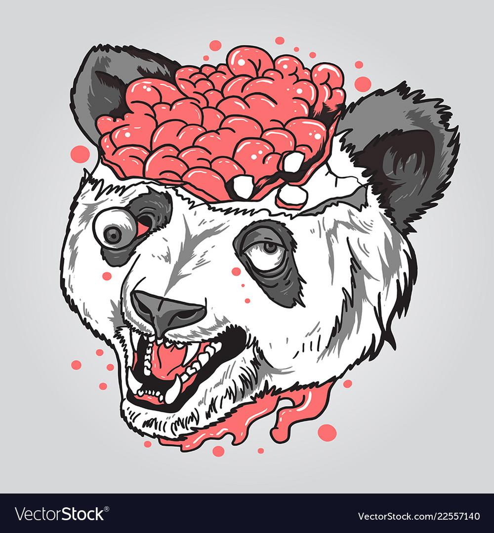 Panda zombies