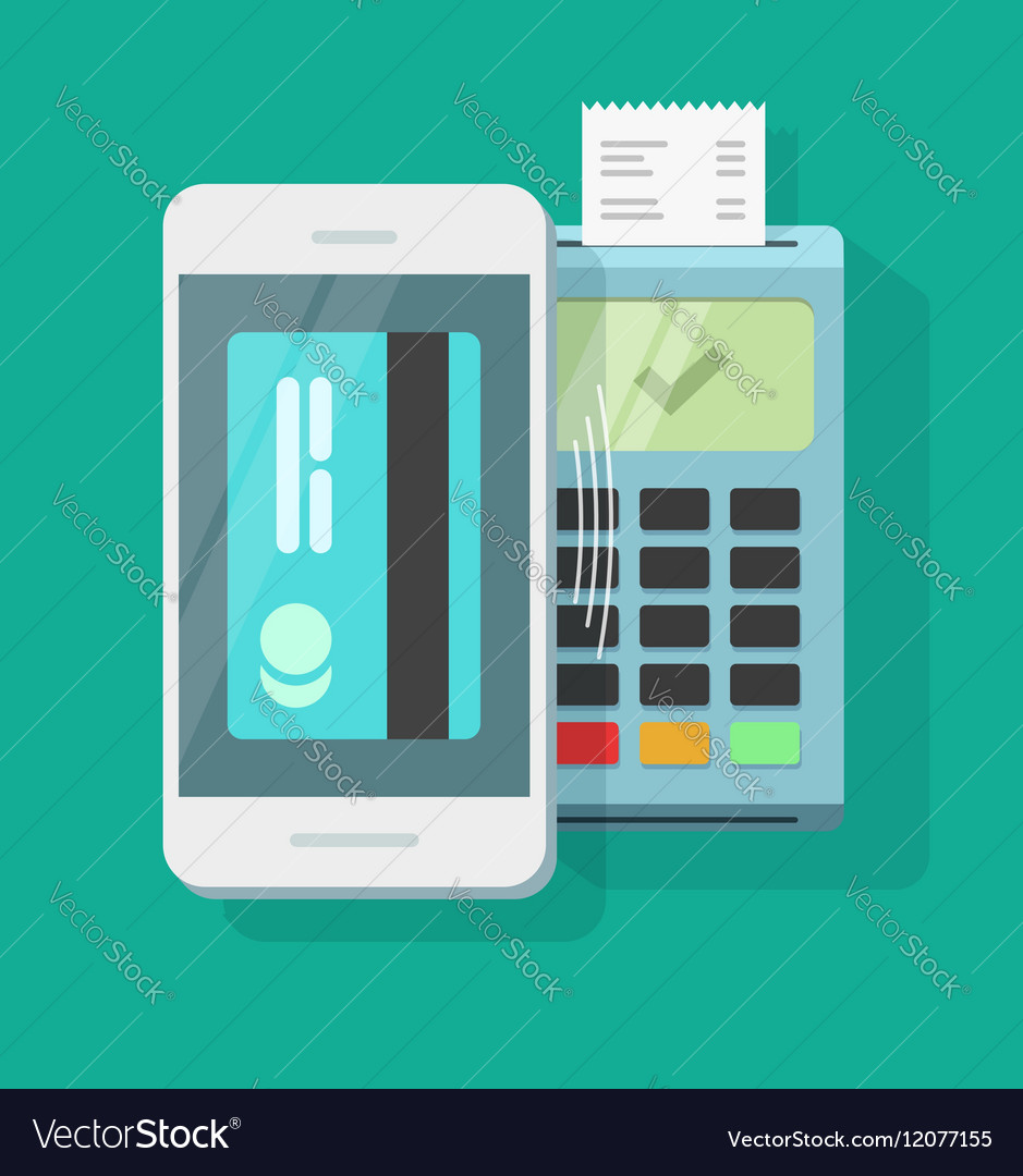 Mobile phone payment processing wireless