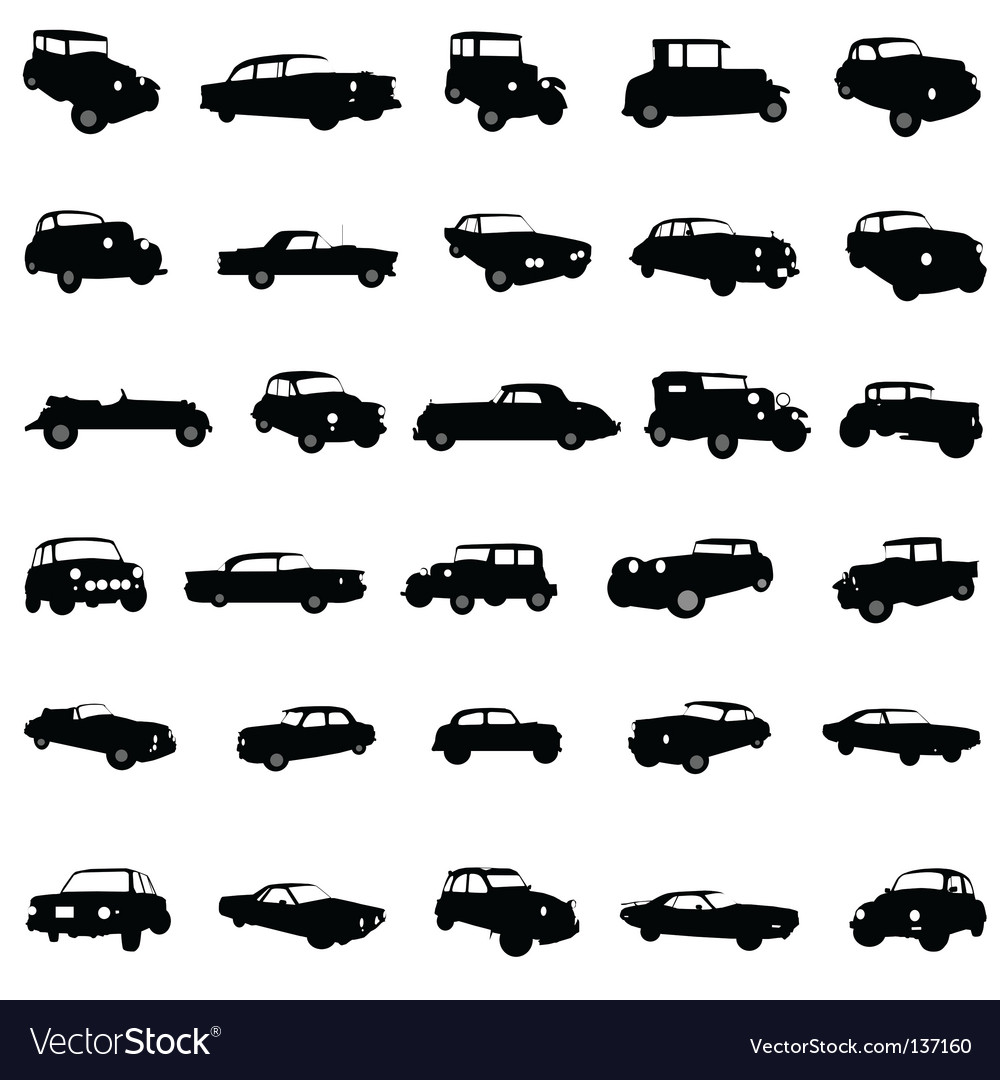 classic car royalty free vector image vectorstock rh vectorstock com classic car vectus isle of wight classic car vectus isle of wight