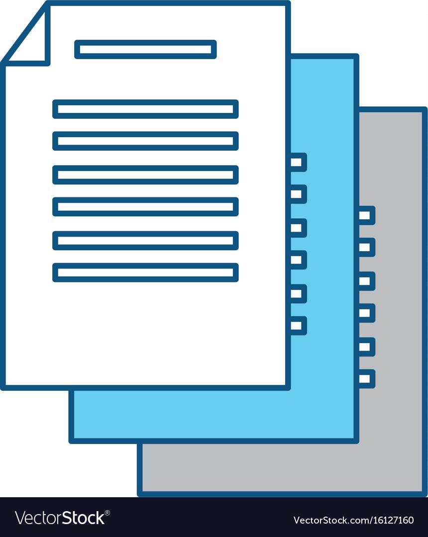 Sheet with bent corner