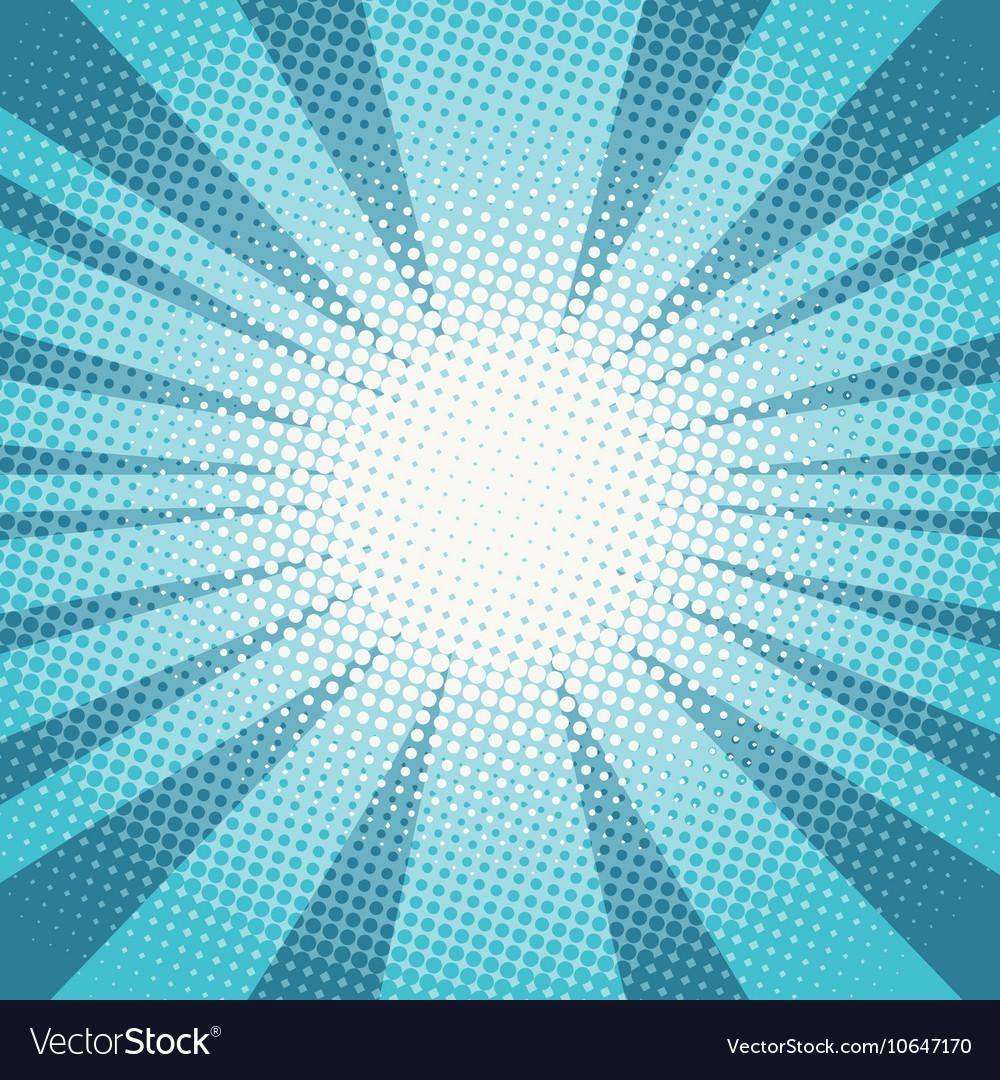 pop-art-sun-rays-blue-background-vector-10647170 Ideas For Blue Vector Art Background @koolgadgetz.com.info