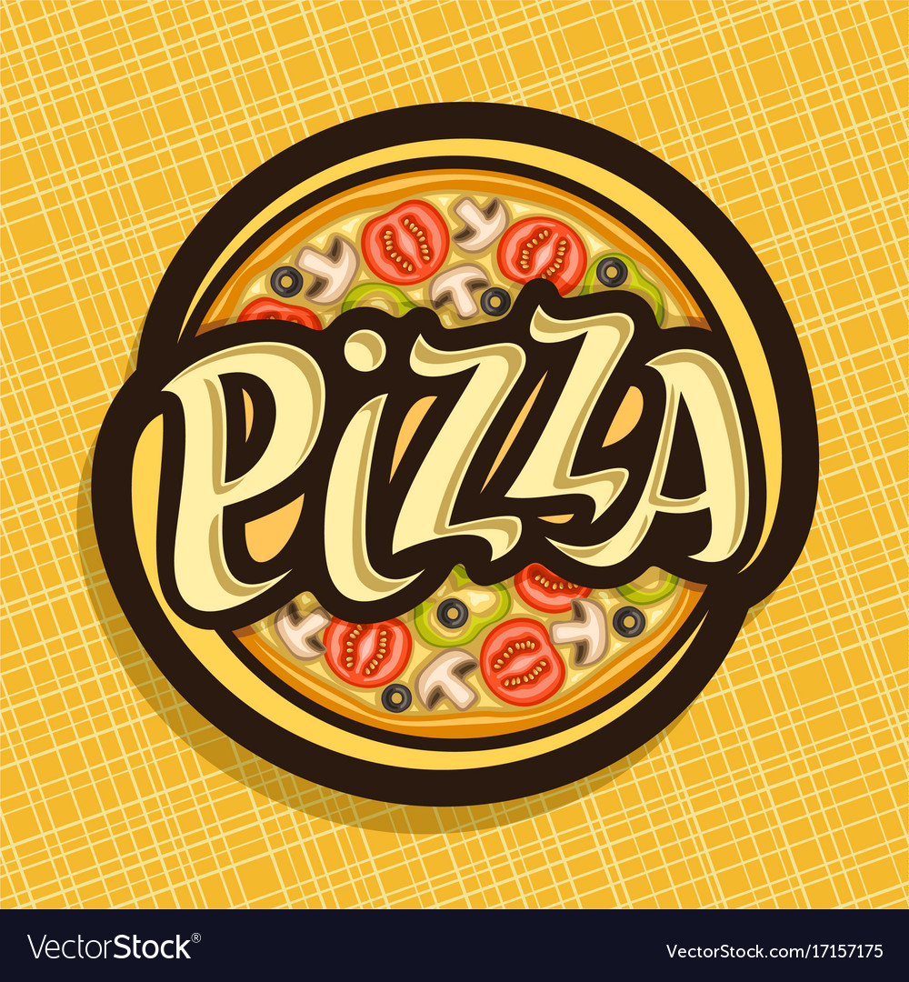 Poster for pizza