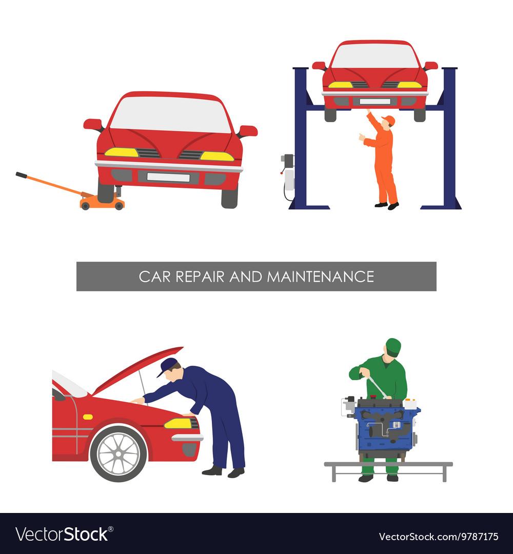 Car Repair And Maintenance >> Repair And Car Maintenance Vehicle Repair