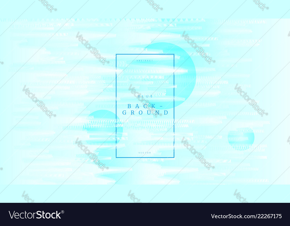 Soft blue abstract wave dynamic background with