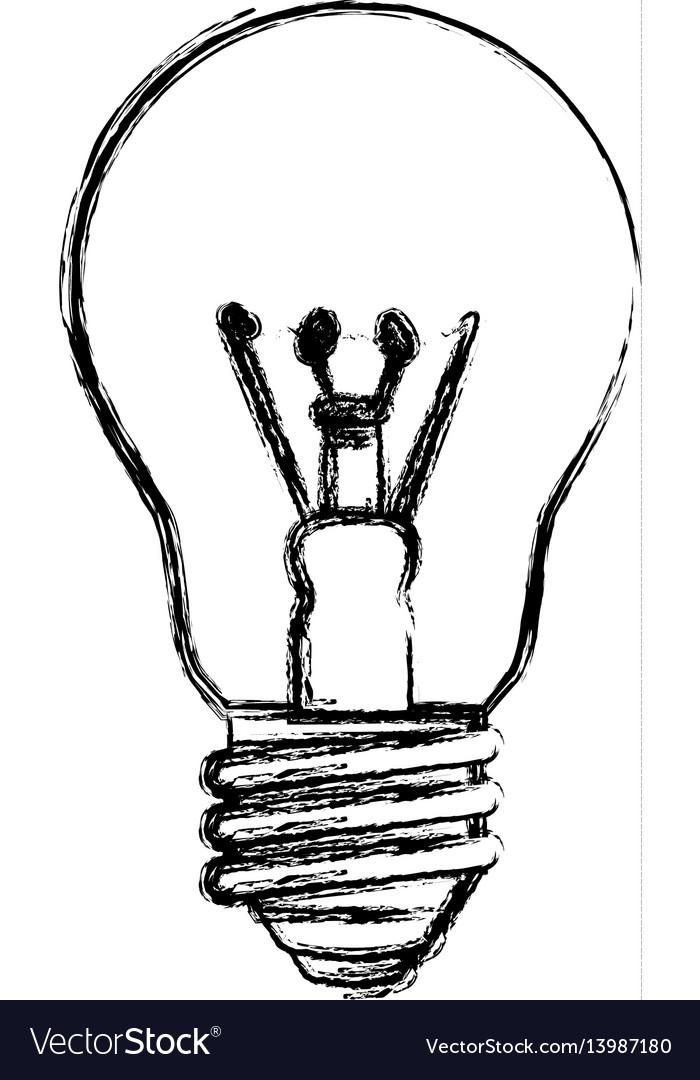 Light bulb electric incandescent