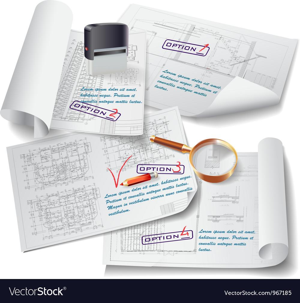 Architecture Plan Options
