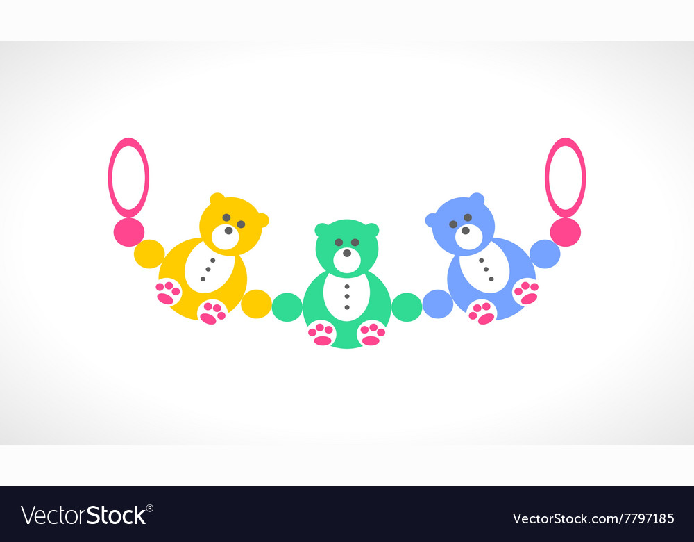 Sensational Baby Beanbag Cartoon Icon On A White Background Squirreltailoven Fun Painted Chair Ideas Images Squirreltailovenorg