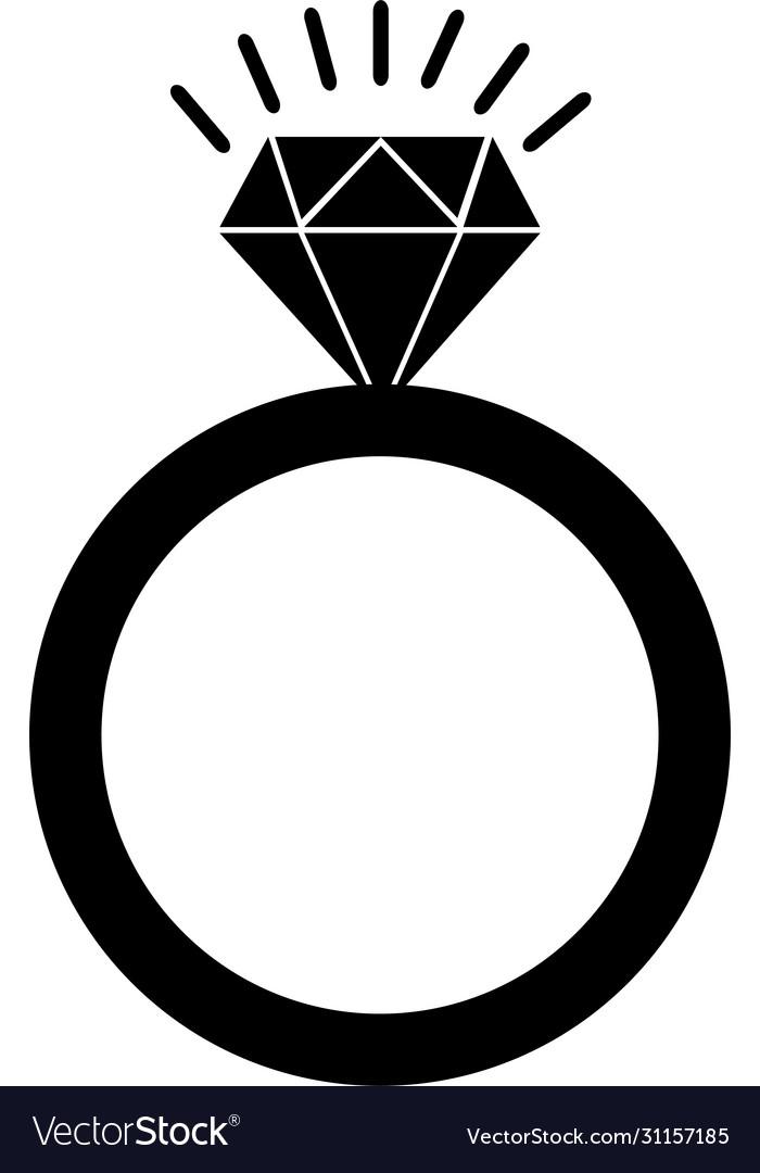 Diamond black icon diamond icon eps