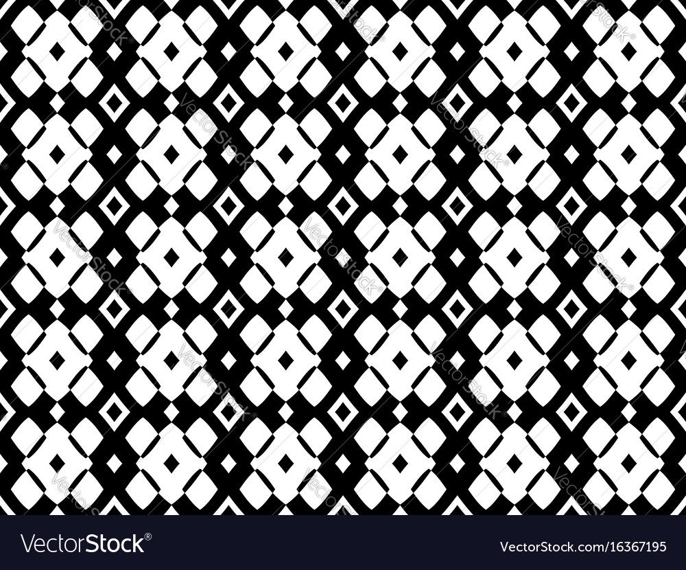 Original abstract geometric seamless texture