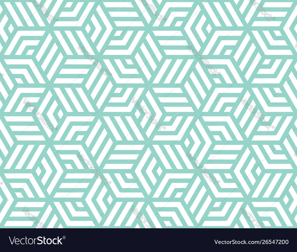 Abstract stripes line seamless pattern