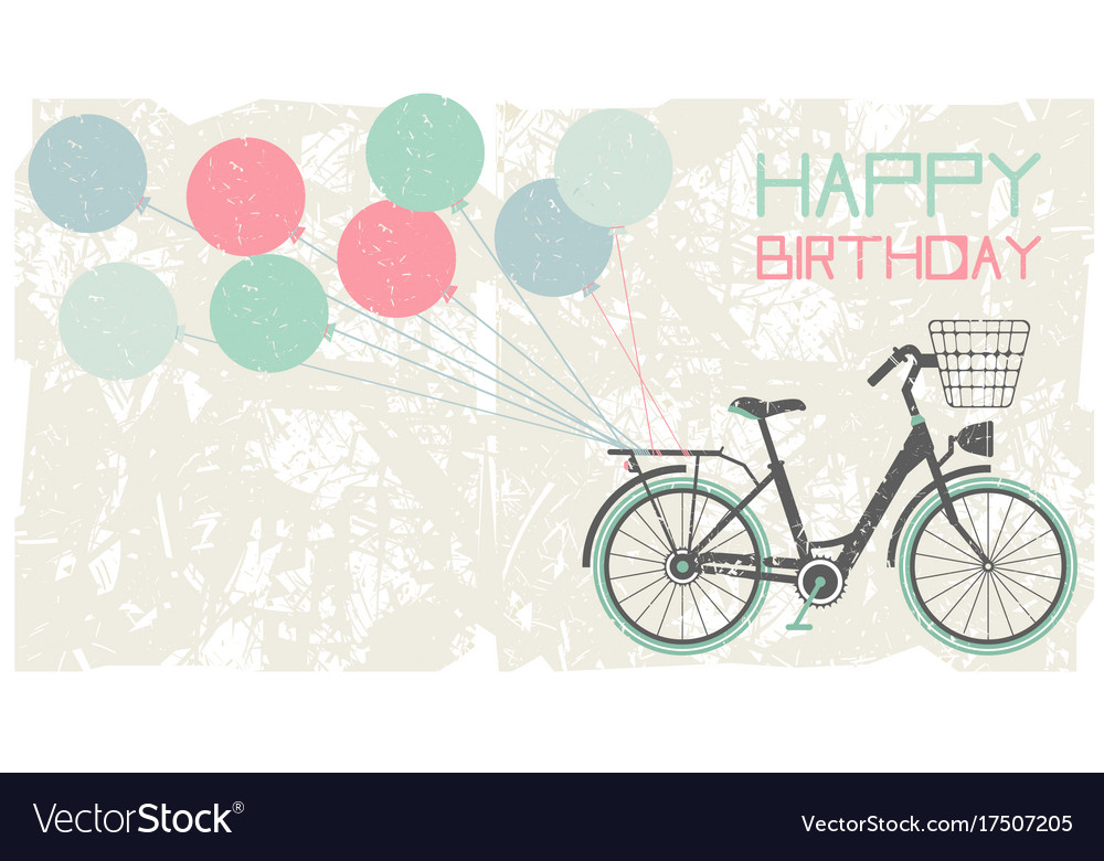 Birthday Greeting Card Background