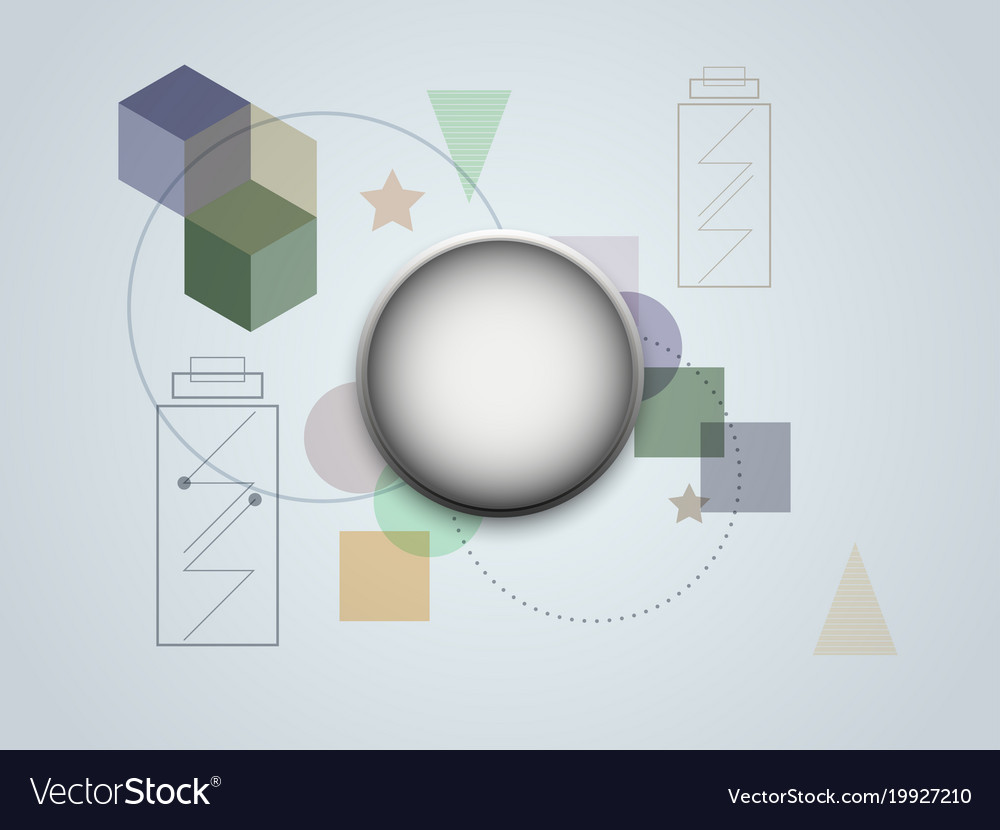 Abstract background modern geometric futuristic