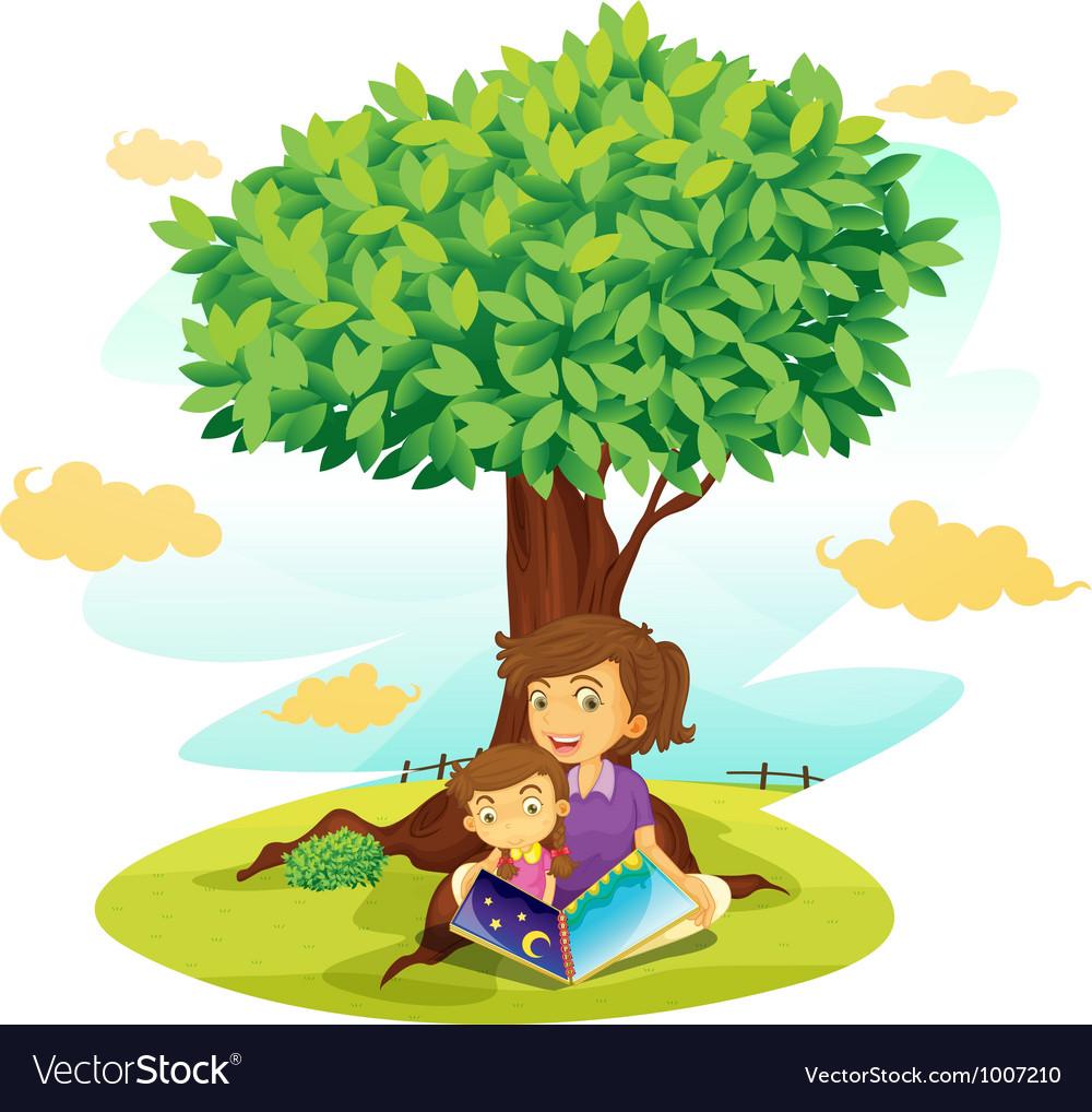 Мальчик под деревом картинки