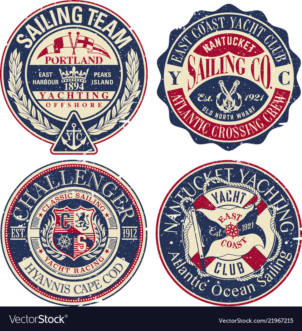 East coast yacht club sailing team