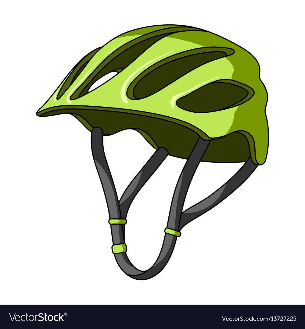 Protective helmet for cyclists protection for the