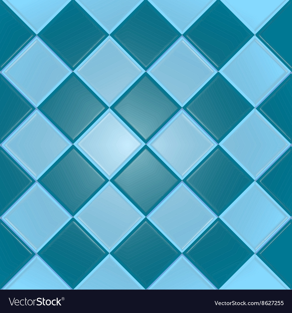 Blue background with texture tiles