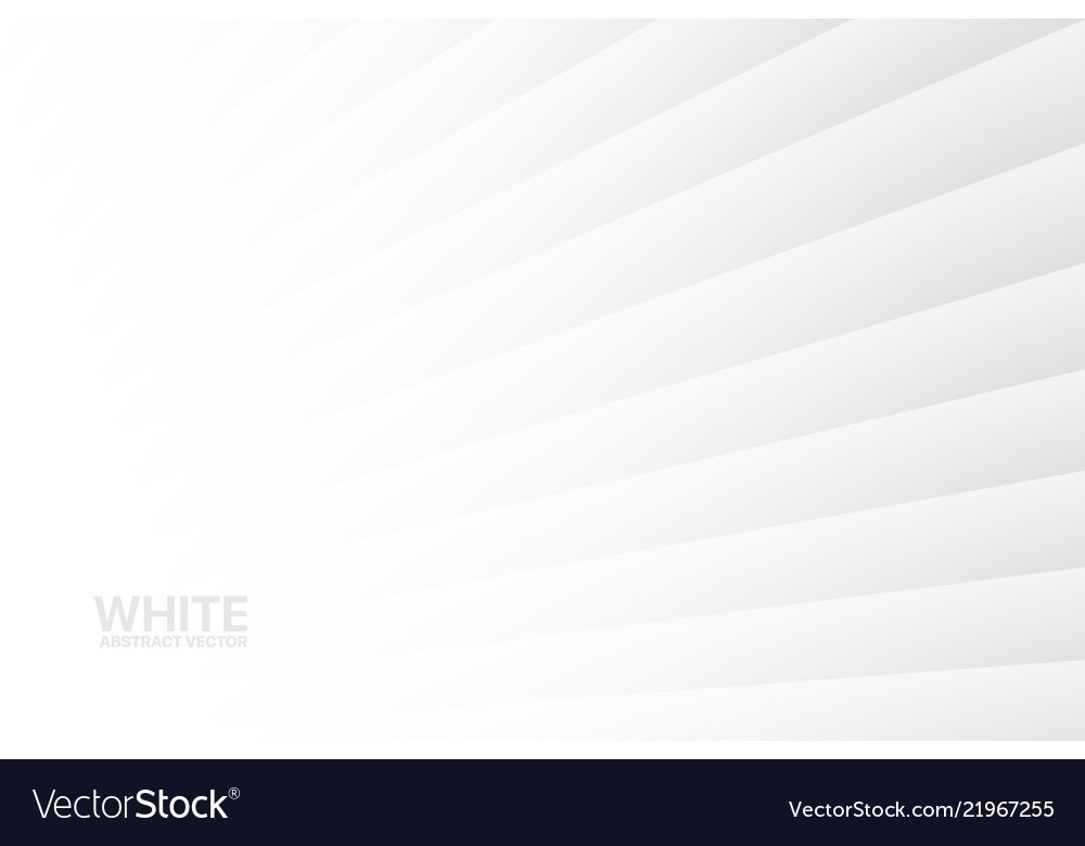 White abstract striped background