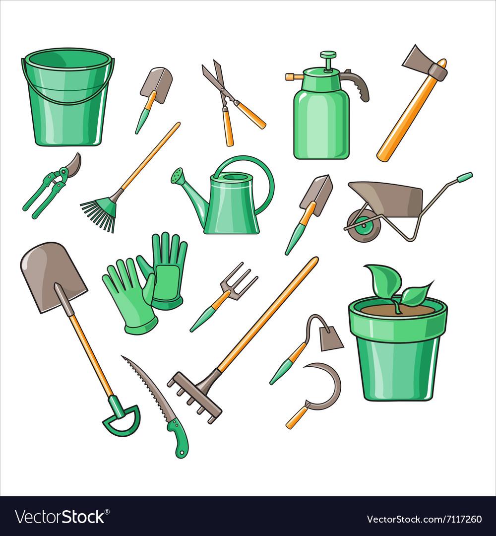 . Gardening Tools Set