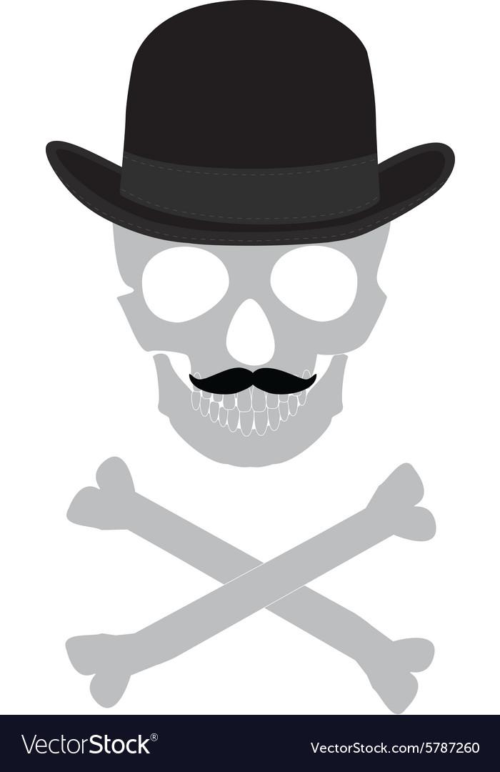 Skull gentleman
