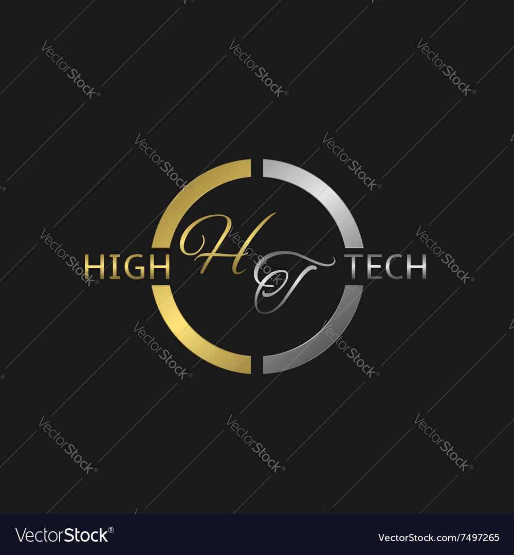 High Tech label