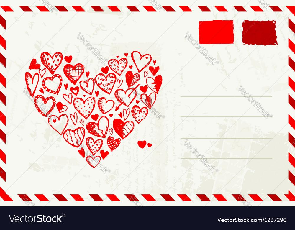 Печать открытки любимой, план картинки для