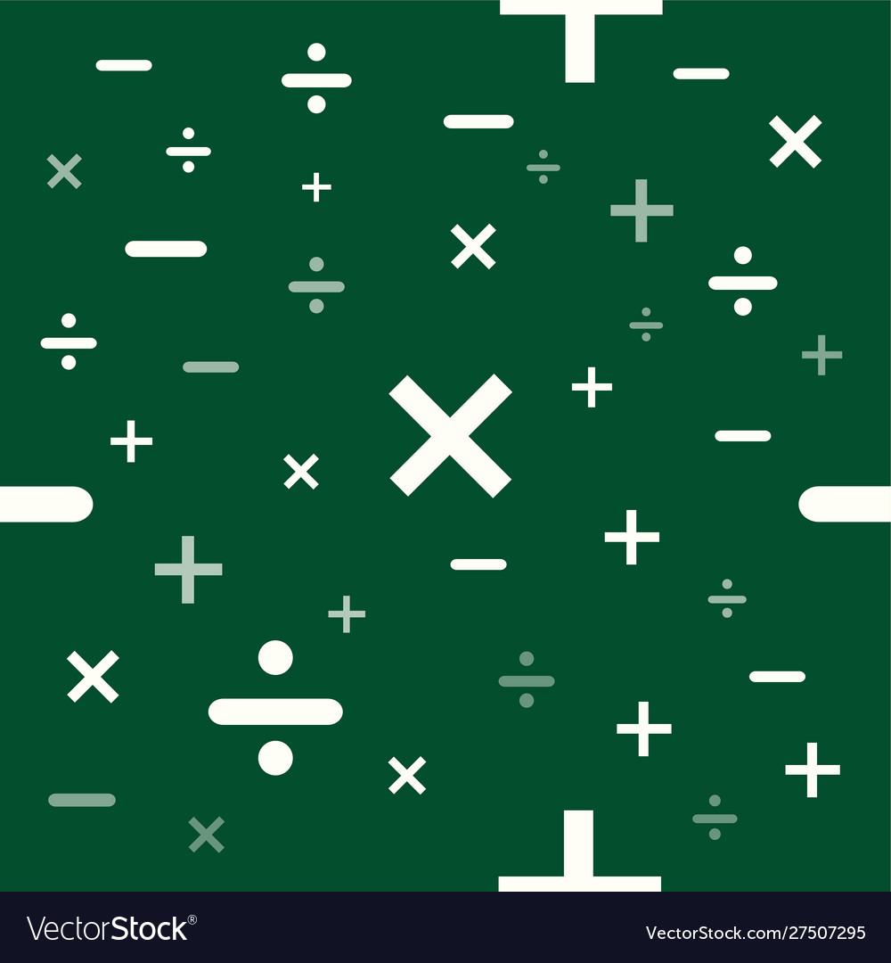 Seamless mathematics or math education background
