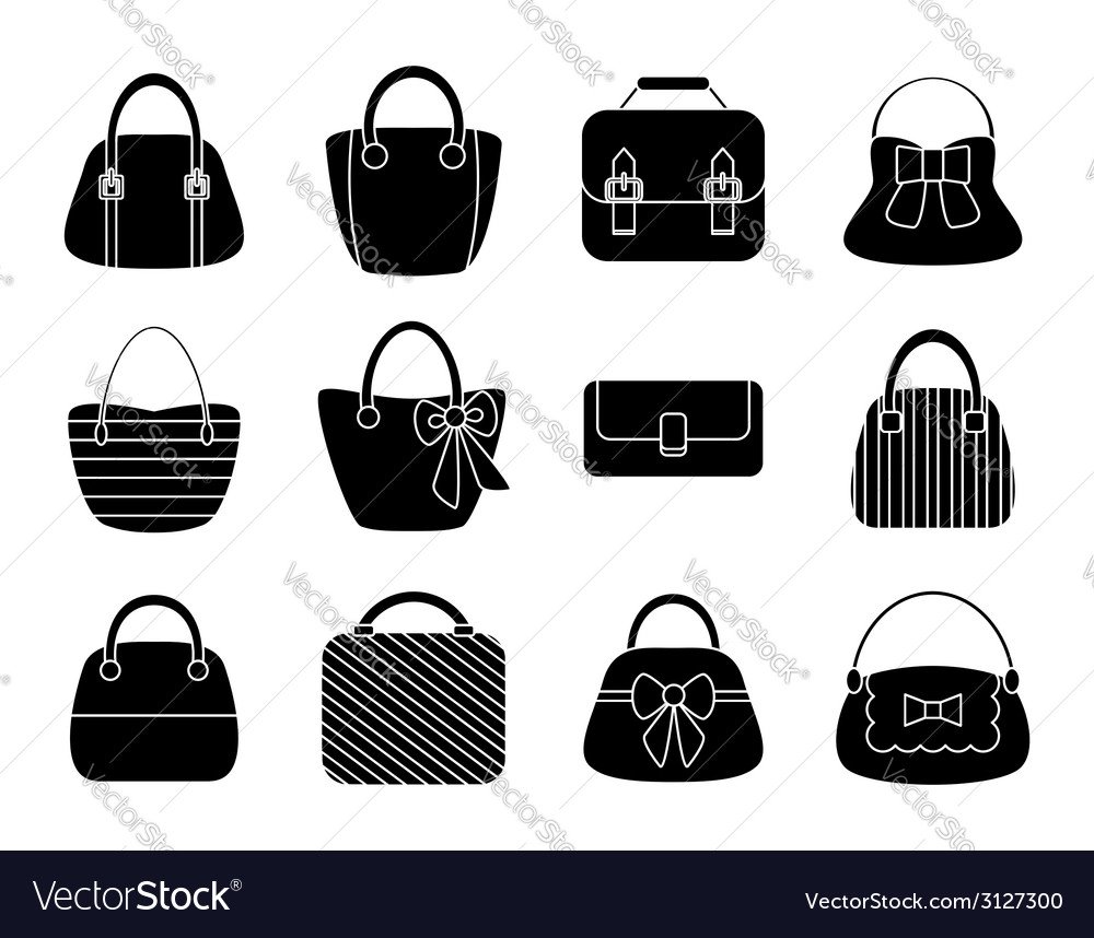 Collection of Female Bags