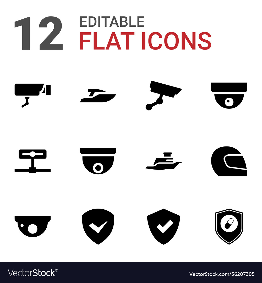 12 guard icons