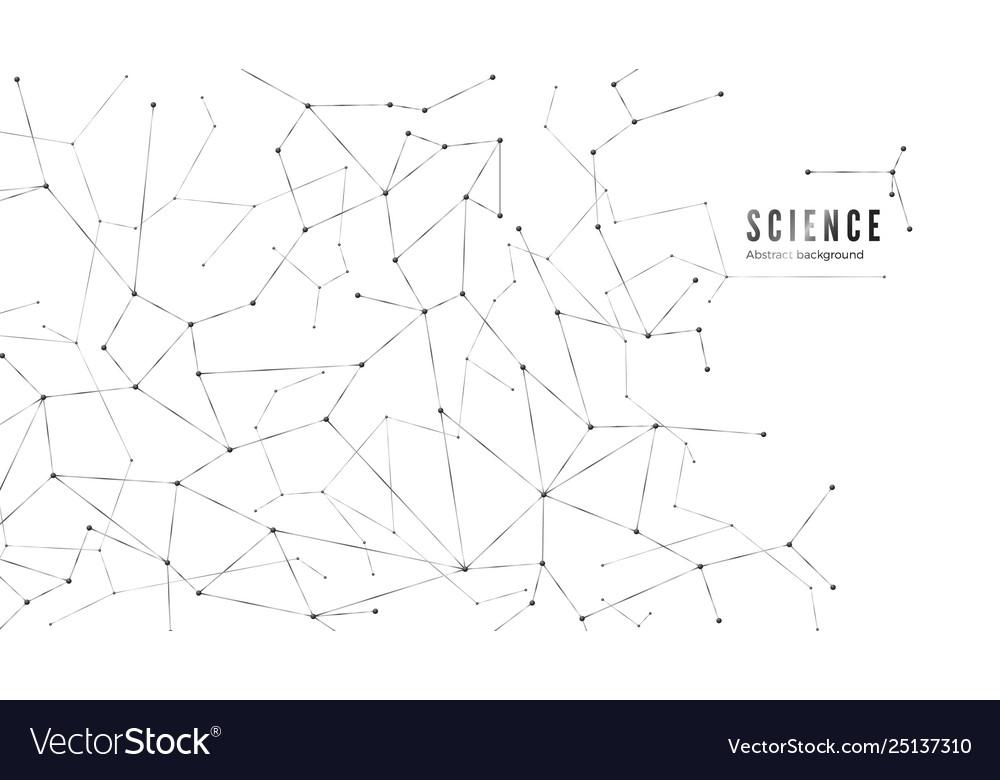 Connection plexus structure science molecular