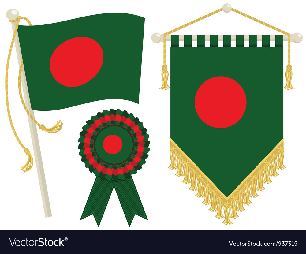 Bangladesh flags