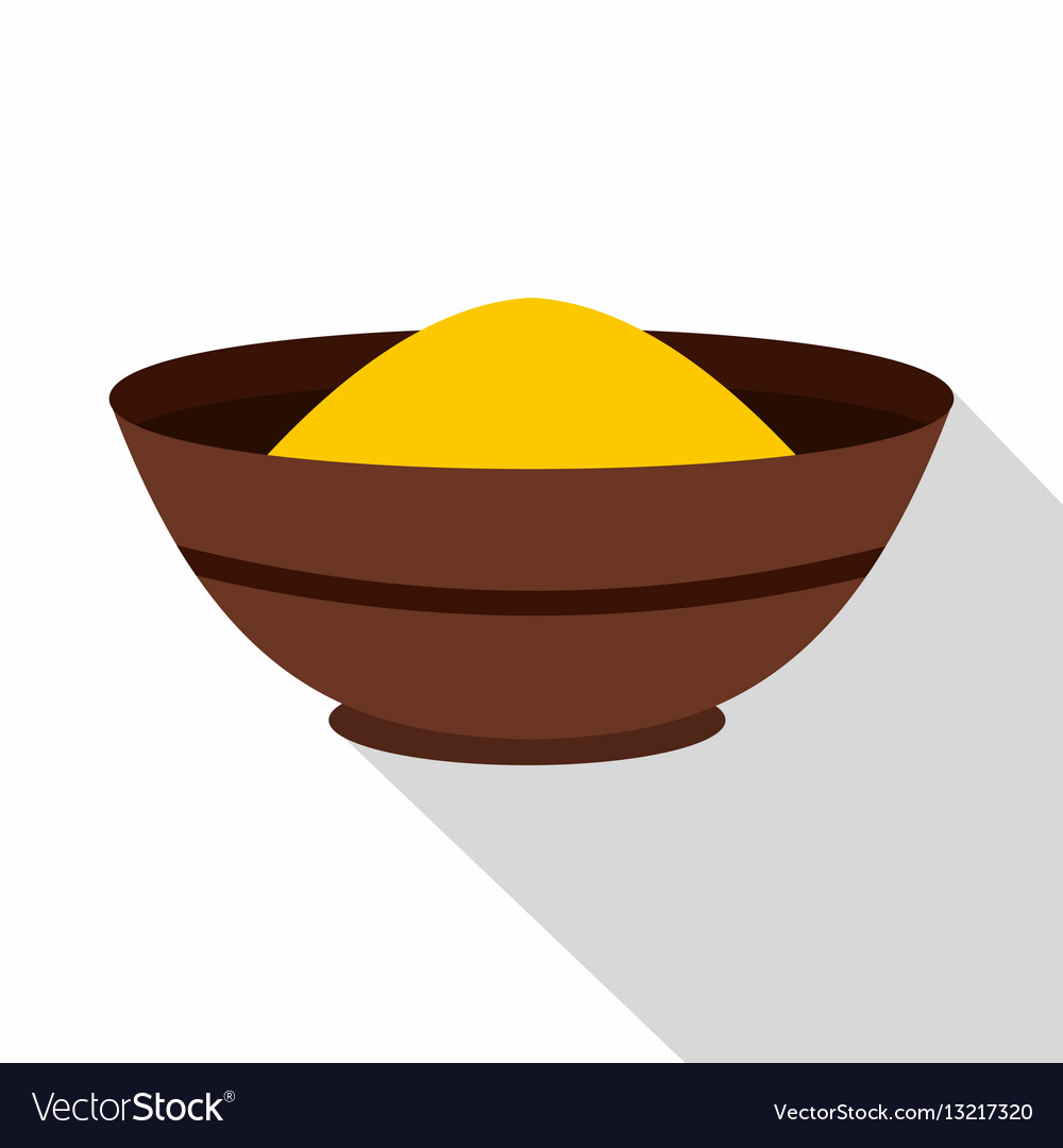 Curry spices icon flat style Royalty
