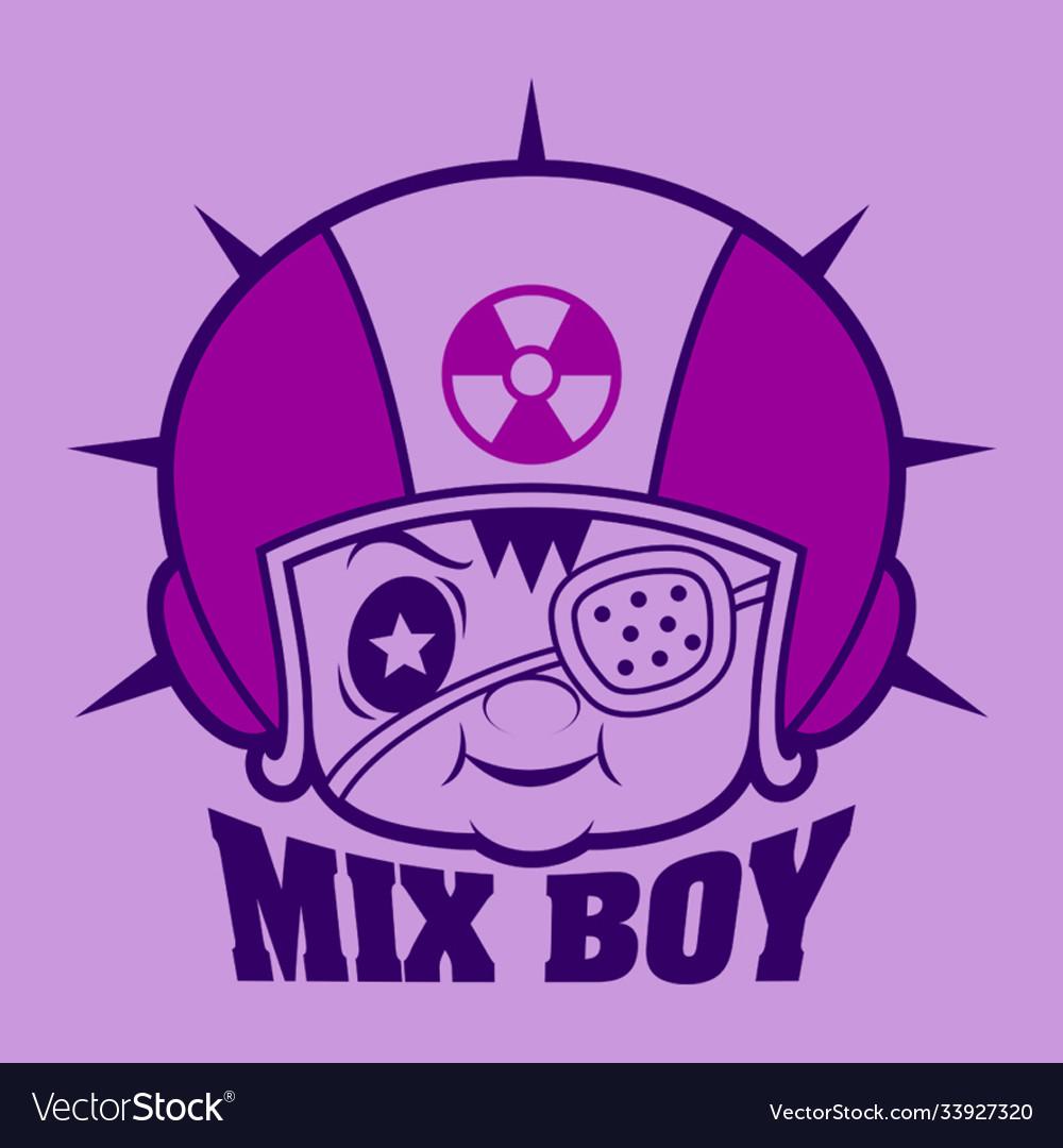 Mix boy