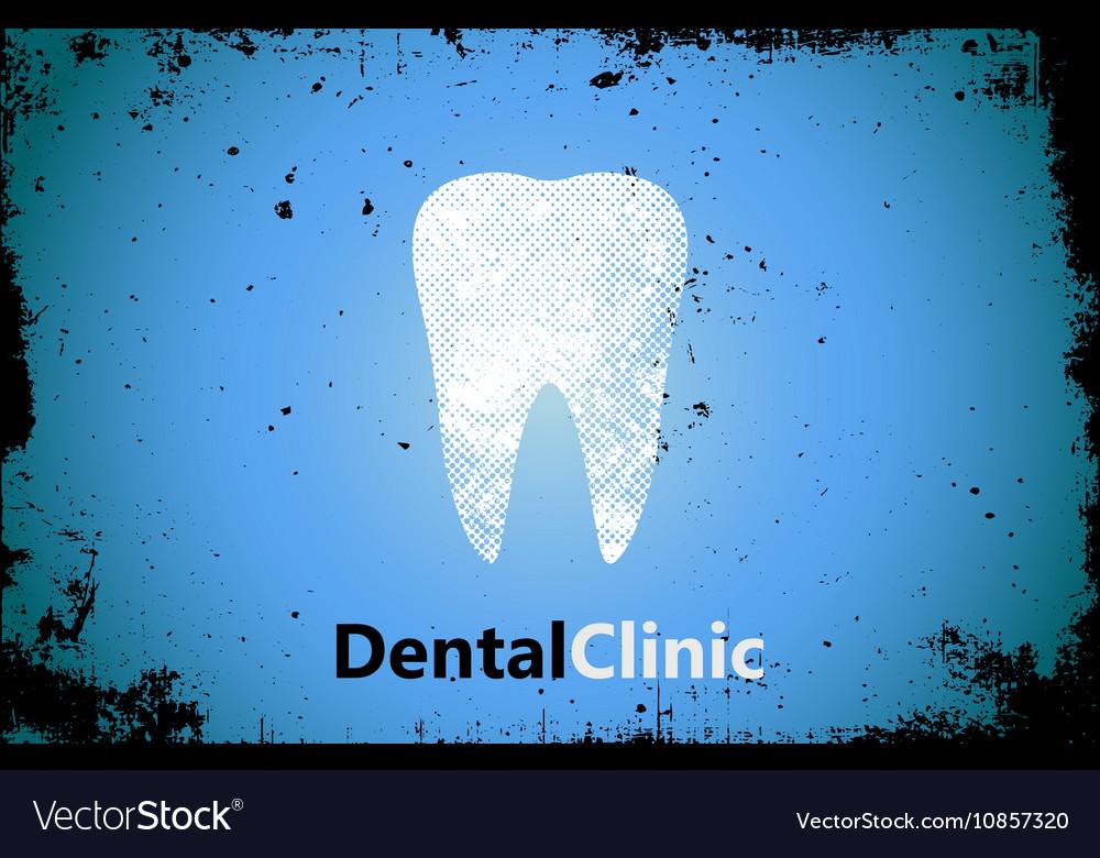 Tooth logo Dental clinic design Dental care