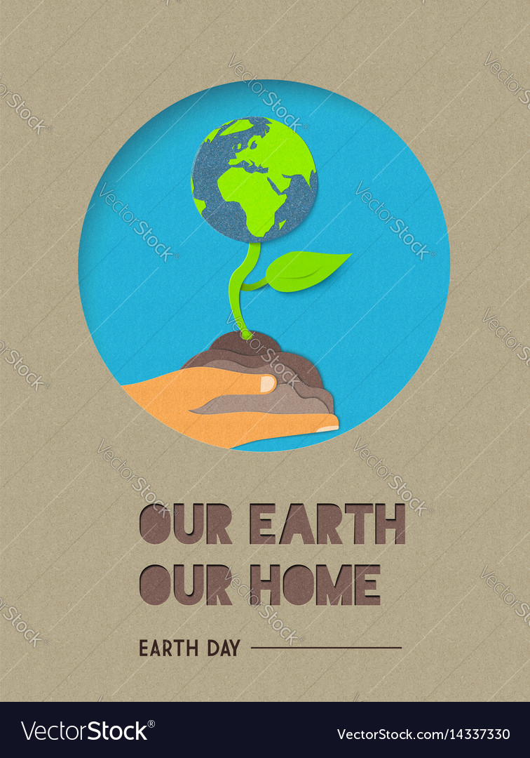 Happy earth day world nature quote