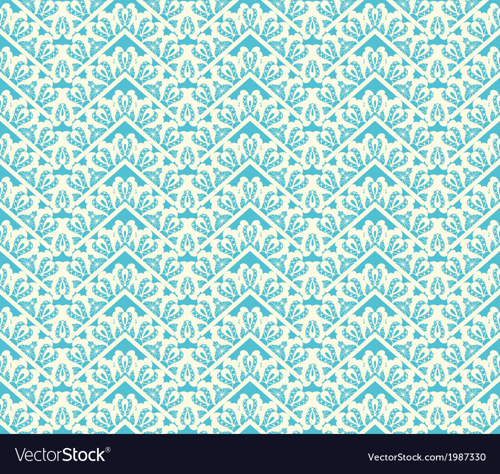 Seamless knitted pattern