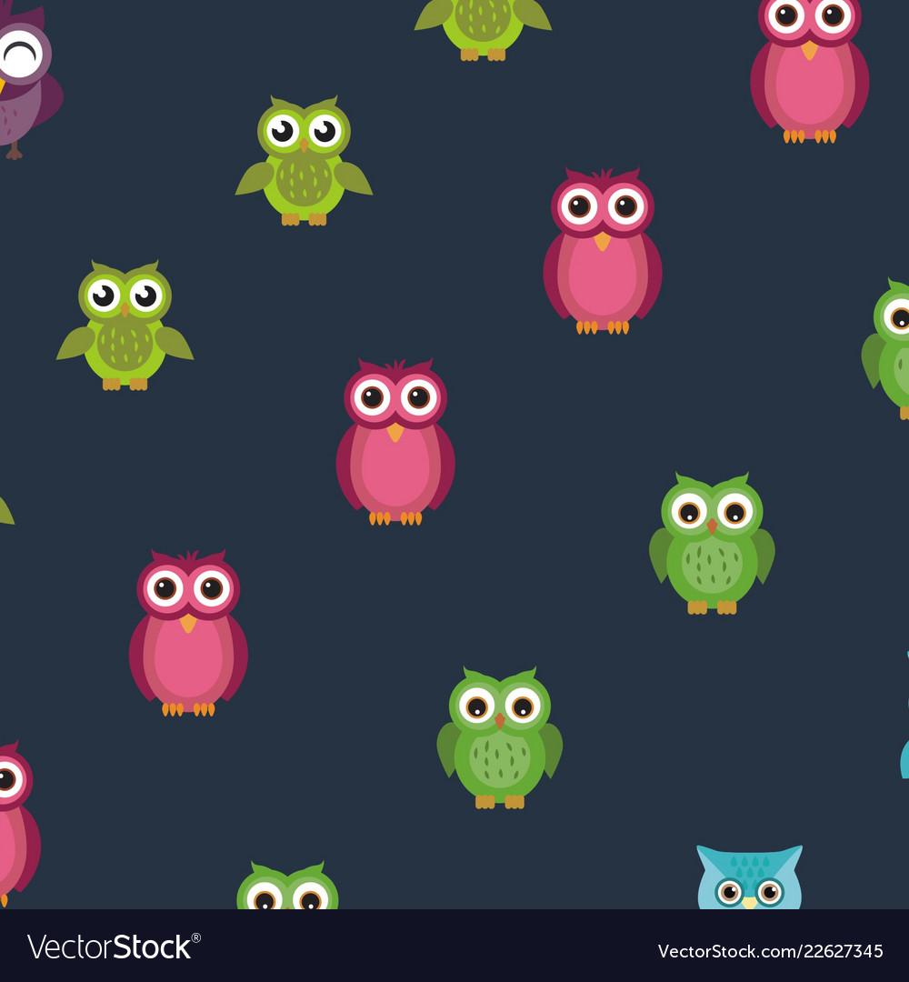 Owl logo silhouette