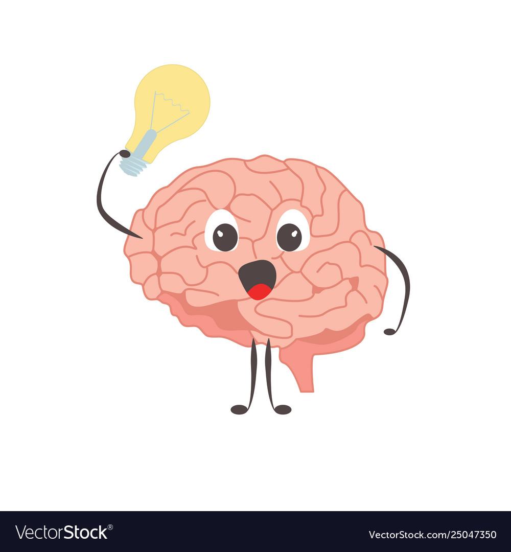 Brain charactersathlete idea exercises and
