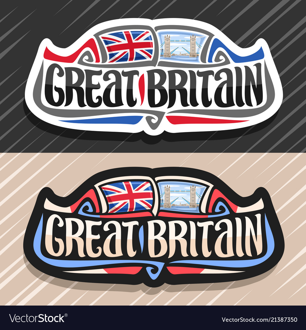 Logo for great britain