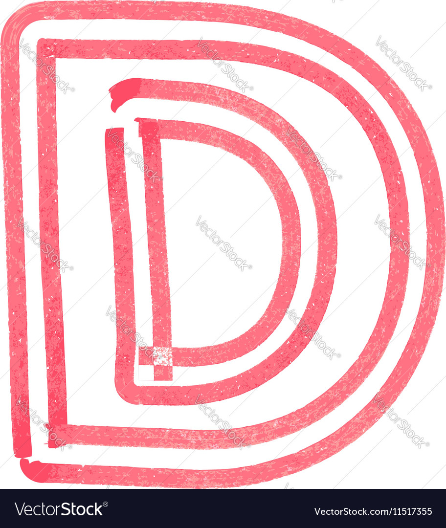 Capital, D, Letter & Monogram Vector Images (63)