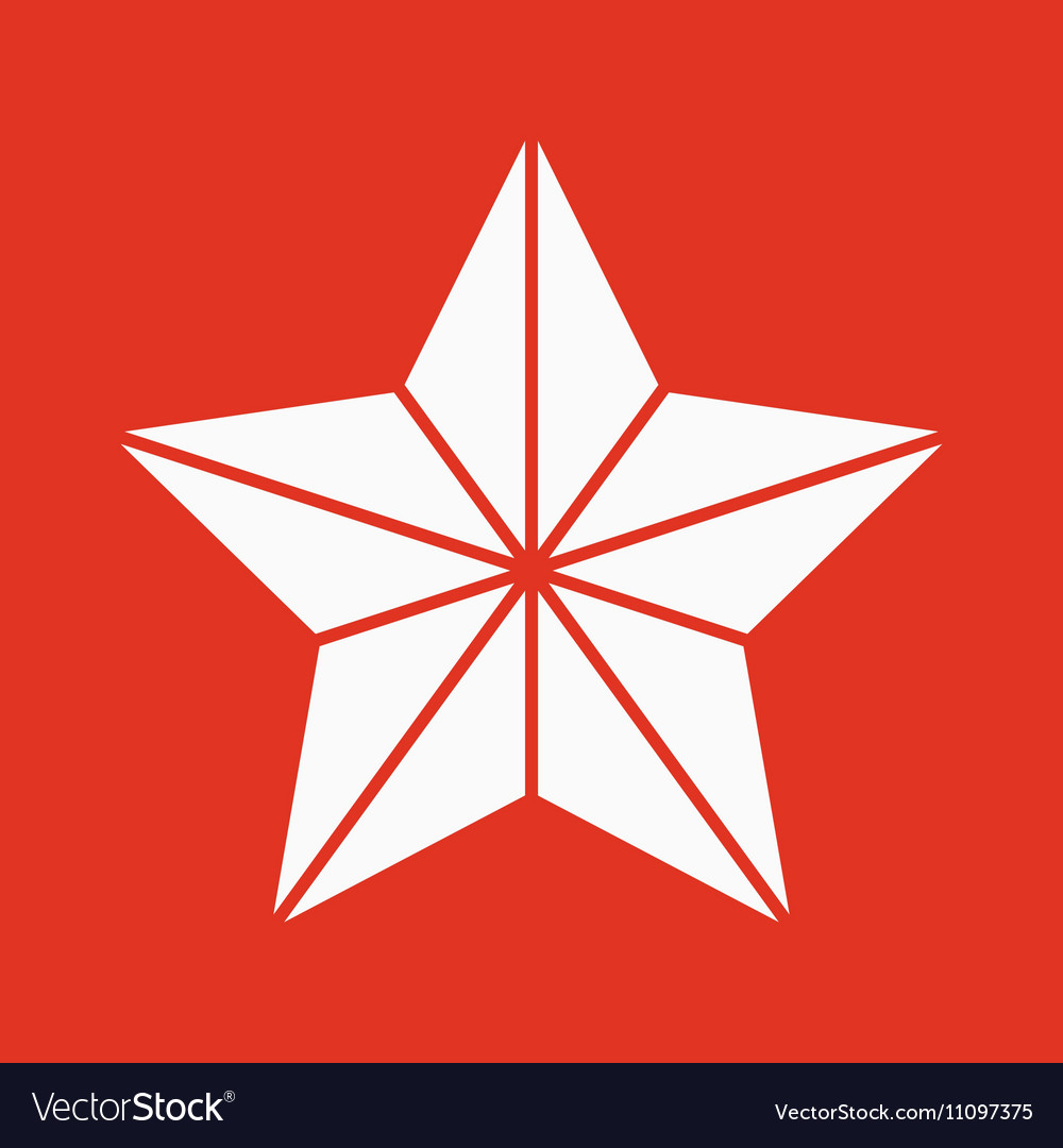 The star icon Best and favorite quality symbol