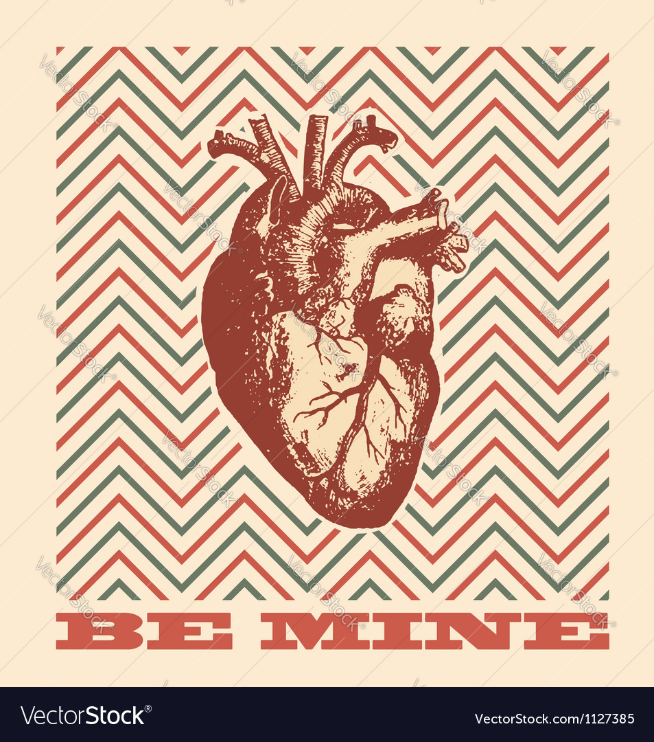 Be Mine - Valentines Design