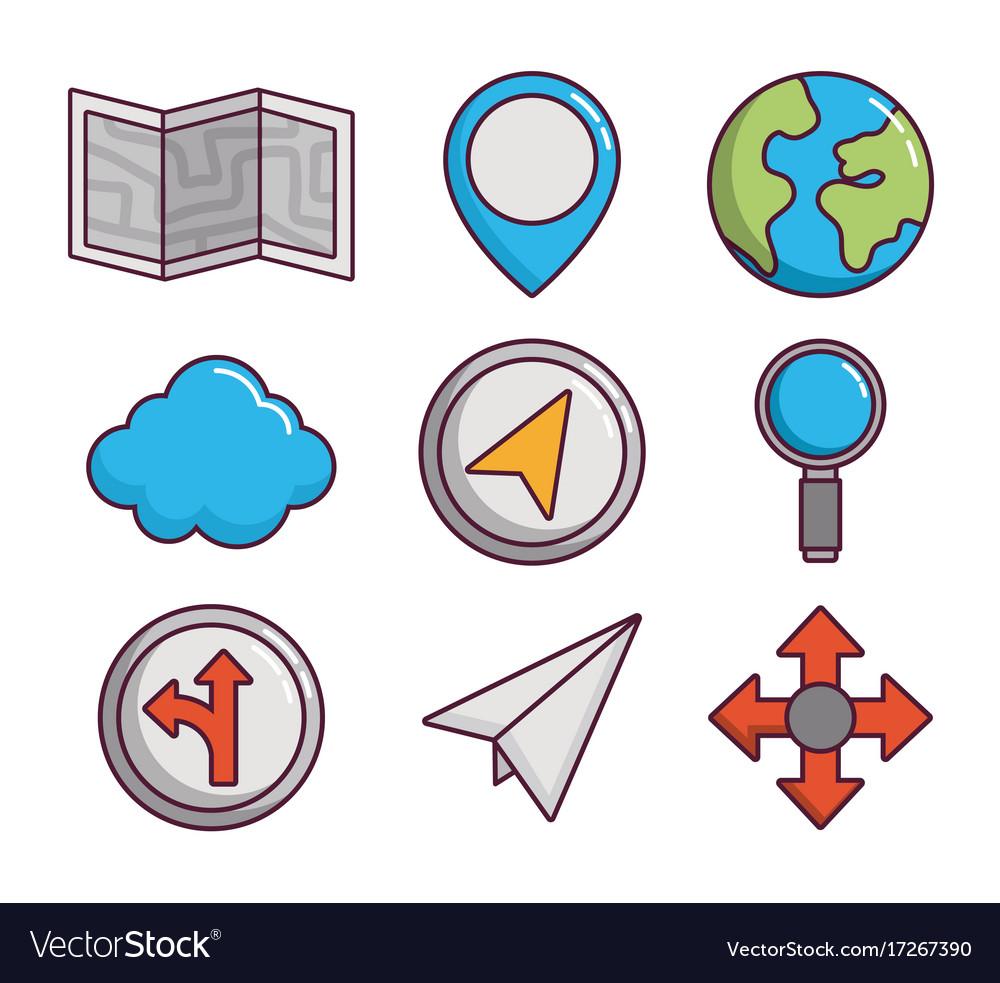 Navigation and location design
