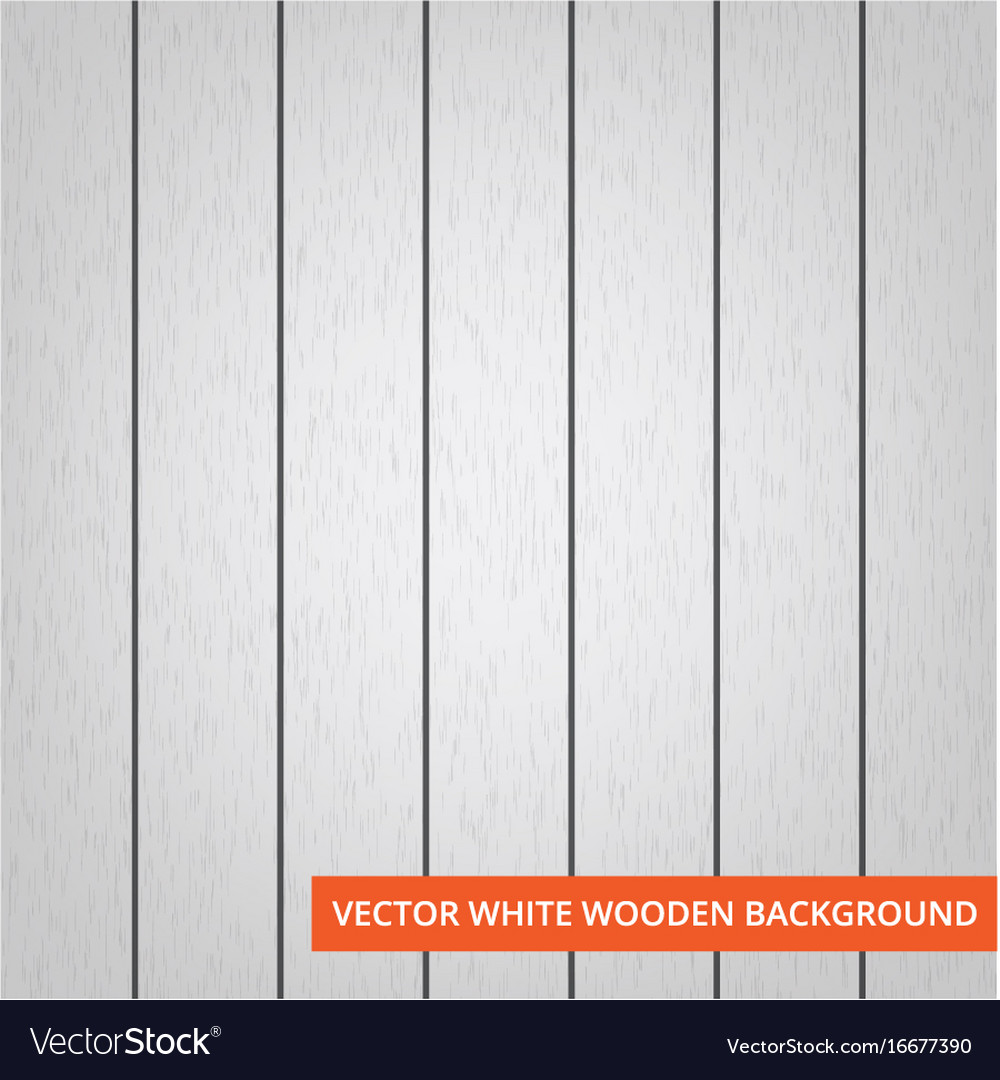White wood planks as texture and background
