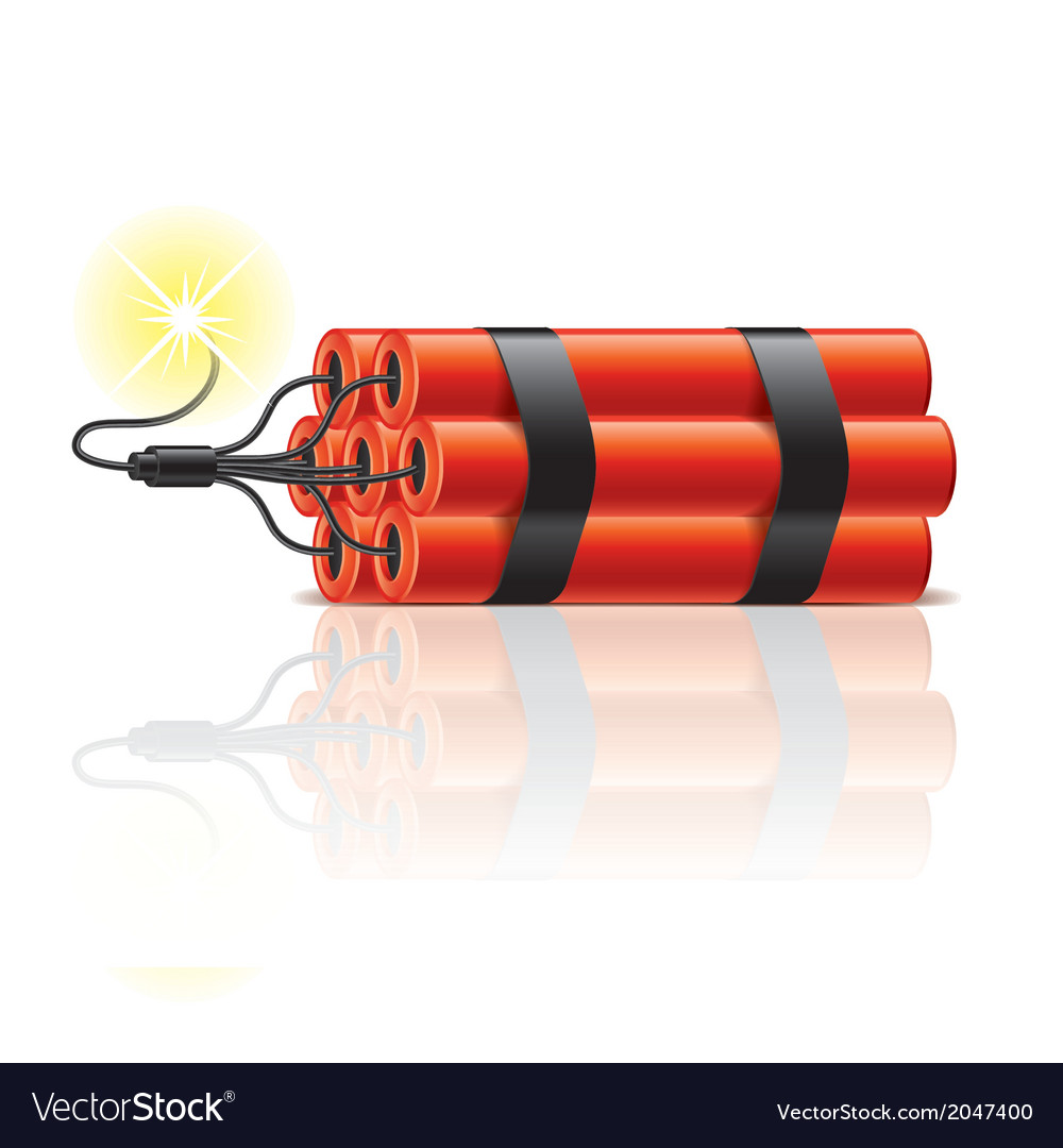 Object dynamite sticks