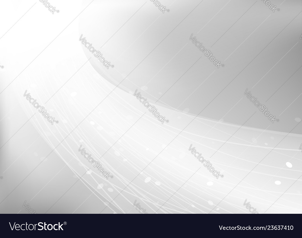 Abstract soft light on gray background