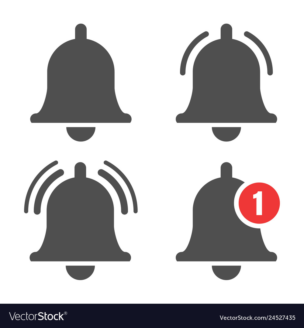 Message bell icon